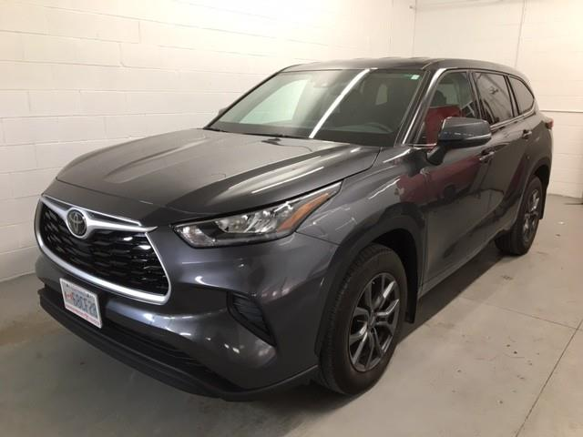 2020 Toyota Highlander LE (Stk: TW111) in Cobourg - Image 1 of 9