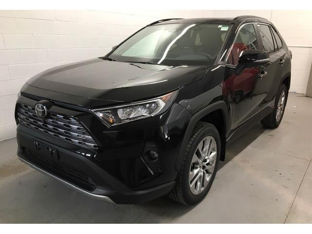 2021 Toyota RAV4 Limited (Stk: TX017) in Cobourg - Image 1 of 10