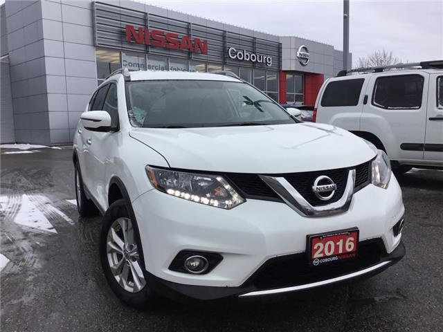 2016 Nissan Rogue SV (Stk: CLC712735A) in Cobourg - Image 1 of 18