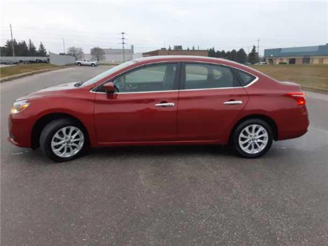 2016 Nissan Sentra 1.8 SV (Stk: ) in Port Hope - Image 1 of 22