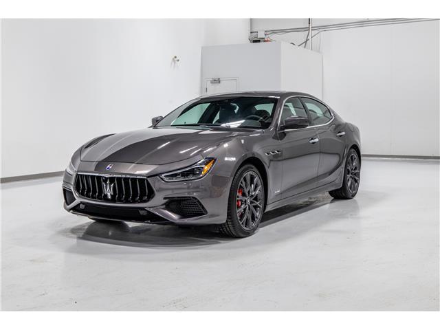 2021 Maserati Ghibli S Q4 GranSport (Stk: 1021MCE) in Edmonton - Image 1 of 22