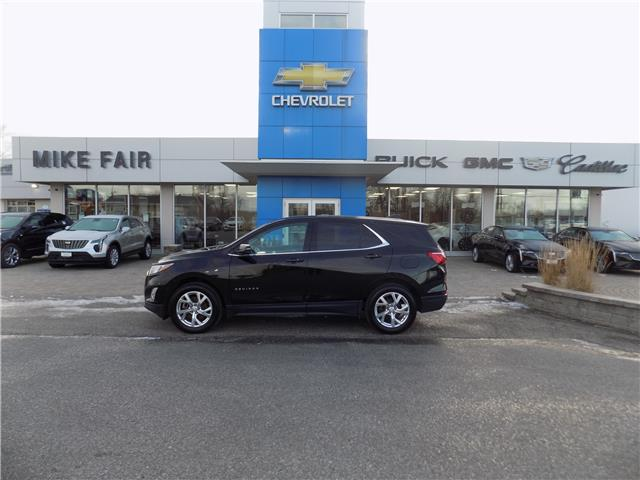 2018 Chevrolet Equinox LT (Stk: 21104A) in Smiths Falls - Image 1 of 15