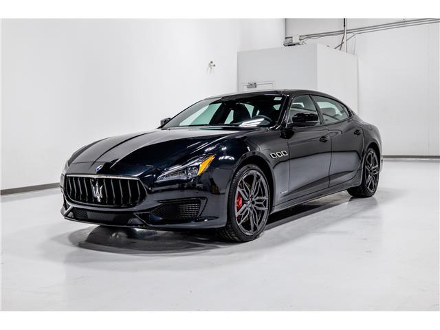 2021 Maserati Quattroporte S Q4 GranSport (Stk: 1020MCE) in Edmonton - Image 1 of 18
