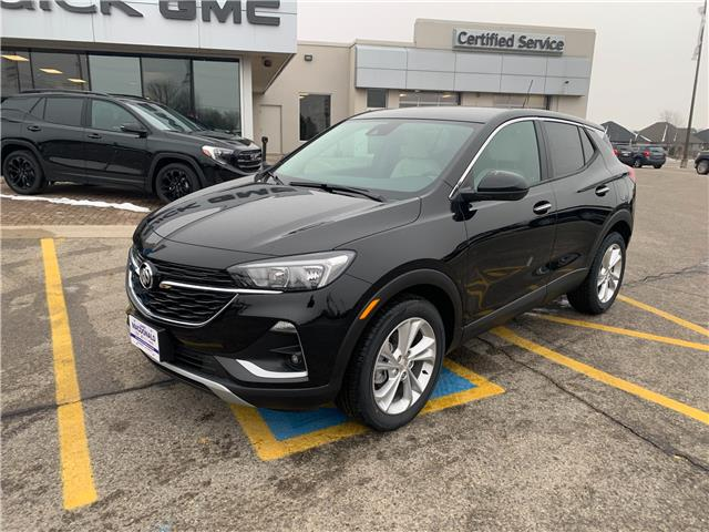 2021 Buick Encore GX Preferred (Stk: 47418) in Strathroy - Image 1 of 4