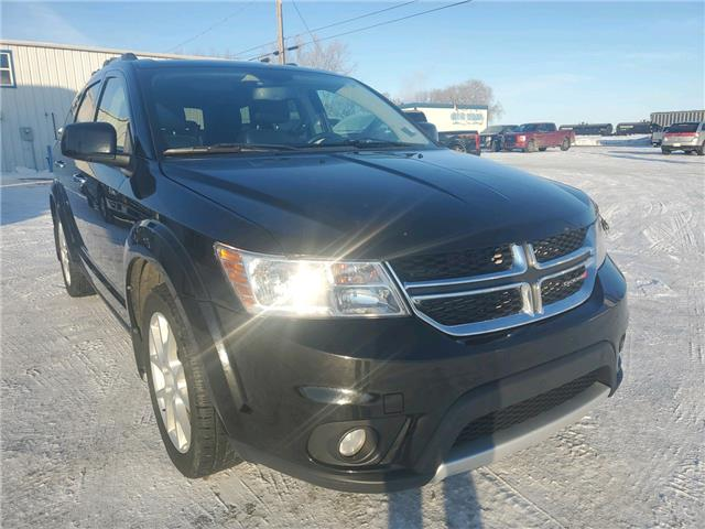 2014 Dodge Journey R/T (Stk: 21109A) in Wilkie - Image 1 of 25