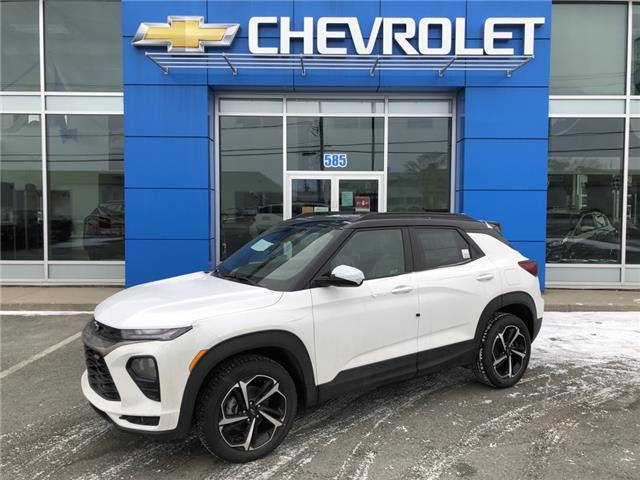 2021 Chevrolet TrailBlazer RS (Stk: 21102) in Ste-Marie - Image 1 of 8