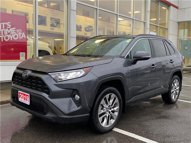 2019 Toyota RAV4 XLE (Stk: TX031A) in Cobourg - Image 1 of 29