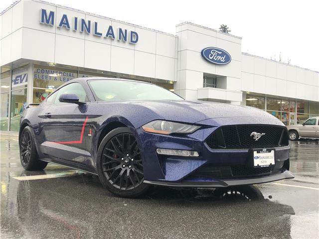 2019 Ford Mustang GT Premium (Stk: 9MU0982) in Vancouver - Image 1 of 29