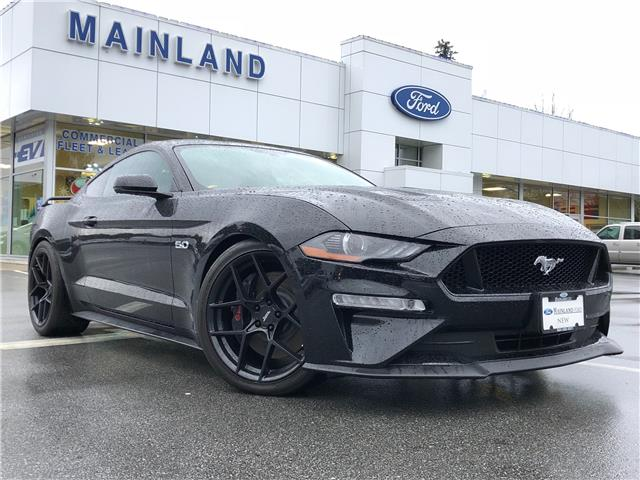 2019 Ford Mustang GT Premium (Stk: 9MU3122) in Vancouver - Image 1 of 29