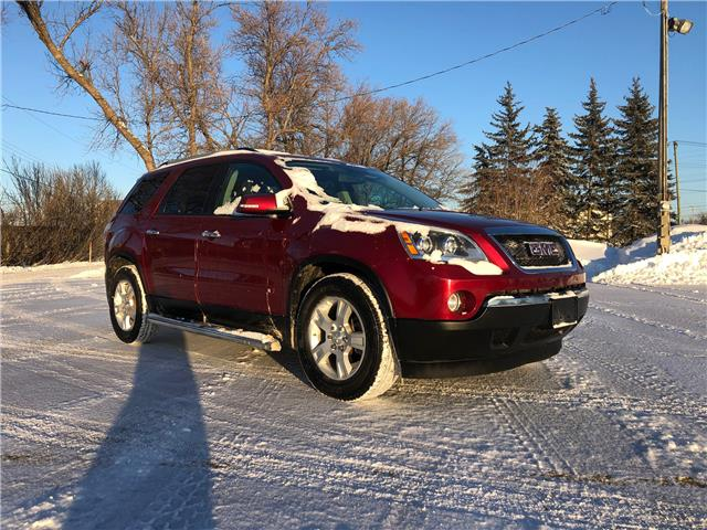 2010 GMC Acadia SLE (Stk: 10242.0) in Winnipeg - Image 1 of 18