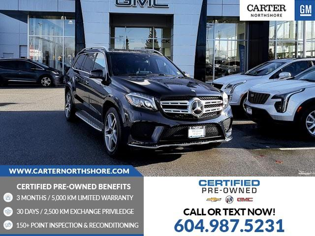 2017 Mercedes-Benz GLS 550 Base (Stk: CV42261) in North Vancouver - Image 1 of 30