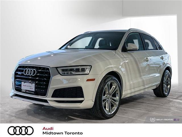 2018 Audi Q3 2.0T Technik (Stk: P8684) in Toronto - Image 1 of 25