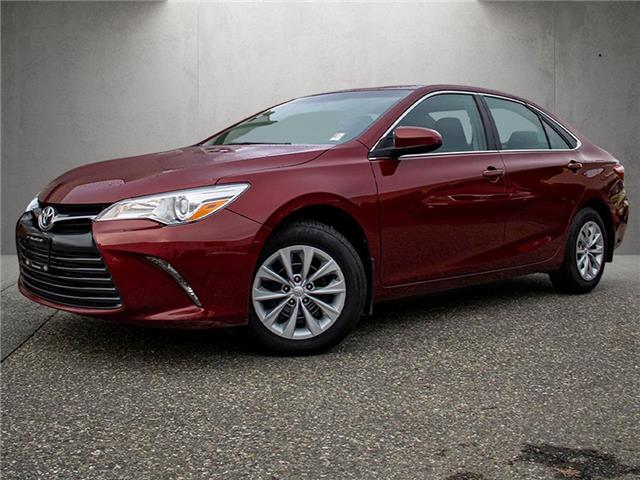 2015 Toyota Camry SE (Stk: K16-5478A) in Chilliwack - Image 1 of 14