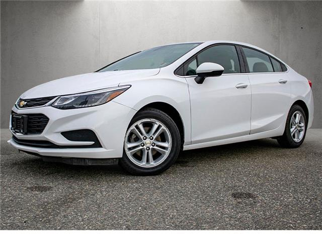 2018 Chevrolet Cruze LT Auto (Stk: K16-7940A) in Chilliwack - Image 1 of 15