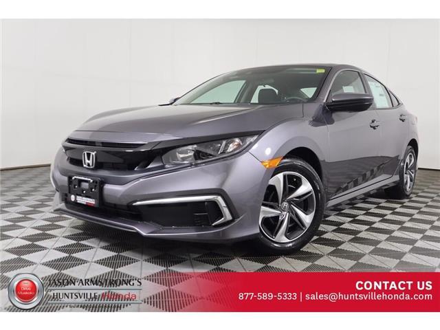 2021 Honda Civic LX (Stk: 221066) in Huntsville - Image 1 of 27