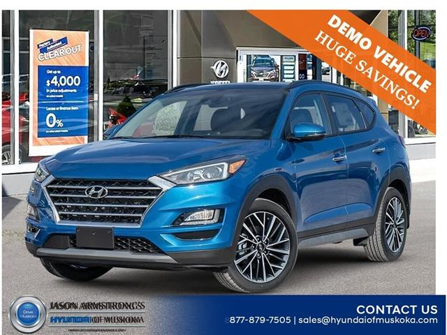 2021 Hyundai Tucson Preferred w/Trend Package (Stk: 121-014) in Huntsville - Image 1 of 23