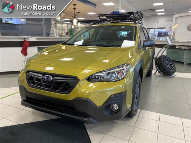 2021 Subaru Crosstrek Outdoor (Stk: S21067) in Newmarket - Image 1 of 23