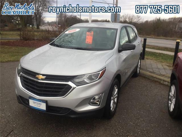 2018 Chevrolet Equinox LS (Stk: P6648) in Courtice - Image 1 of 13