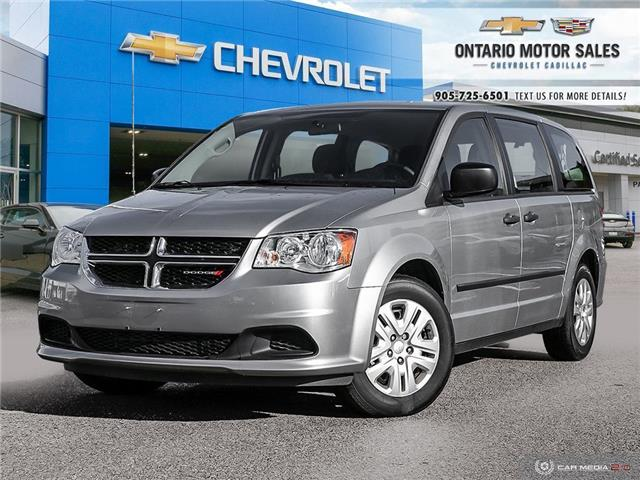 2017 Dodge Grand Caravan CVP/SXT 2C4RDGBG1HR874177 155639A in Oshawa