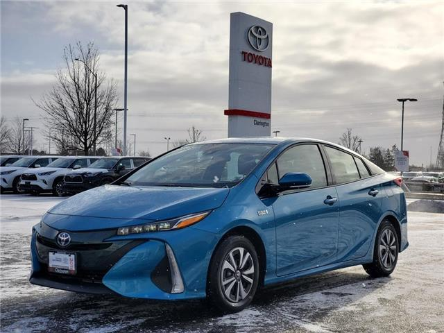 2018 Toyota Prius Prime  (Stk: P2613) in Bowmanville - Image 1 of 30