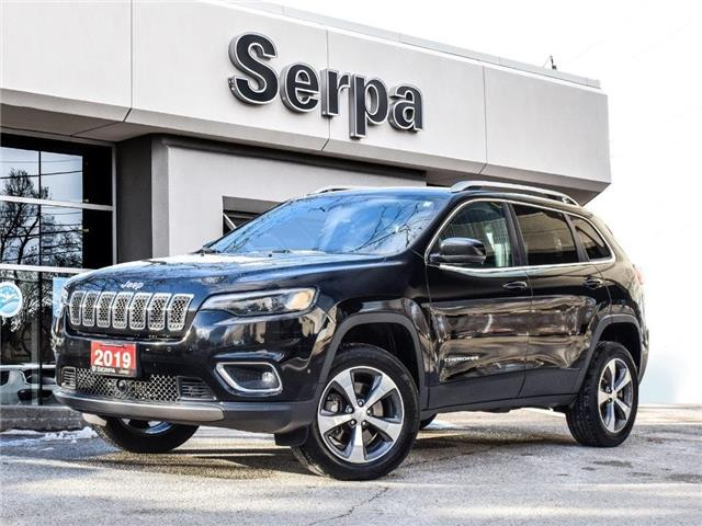2019 Jeep Cherokee Limited (Stk: 214023A) in Toronto - Image 1 of 30