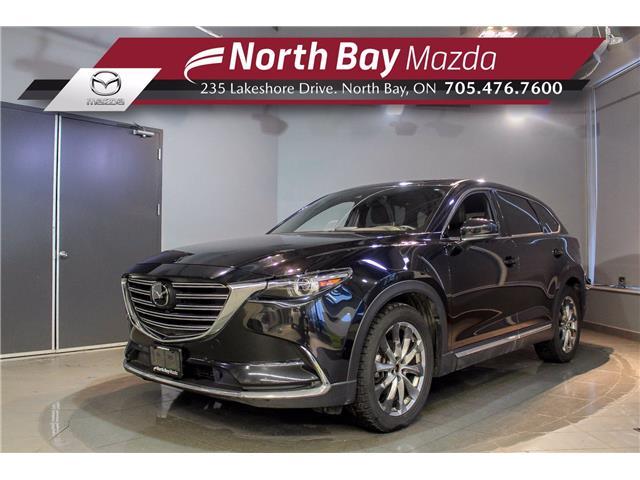 2020 Mazda CX-9 Signature (Stk: 2028) in North Bay - Image 1 of 25
