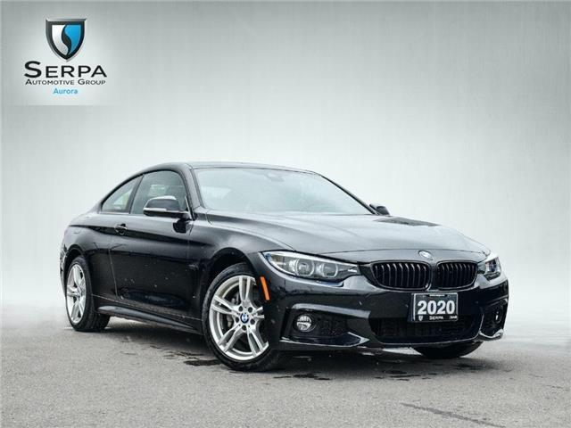 2020 BMW 430i xDrive (Stk: P1419) in Aurora - Image 1 of 28
