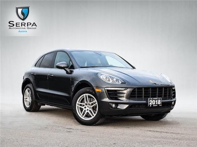 2018 Porsche Macan Base (Stk: P1479) in Aurora - Image 1 of 26