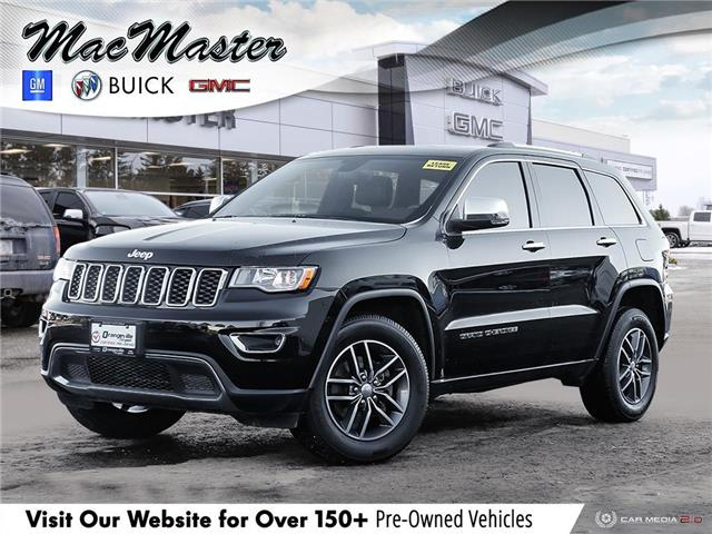 2018 Jeep Grand Cherokee Limited (Stk: 03182-OC) in Orangeville - Image 1 of 29