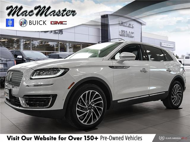2019 Lincoln Nautilus Reserve (Stk: UL40187-OC) in Orangeville - Image 1 of 25