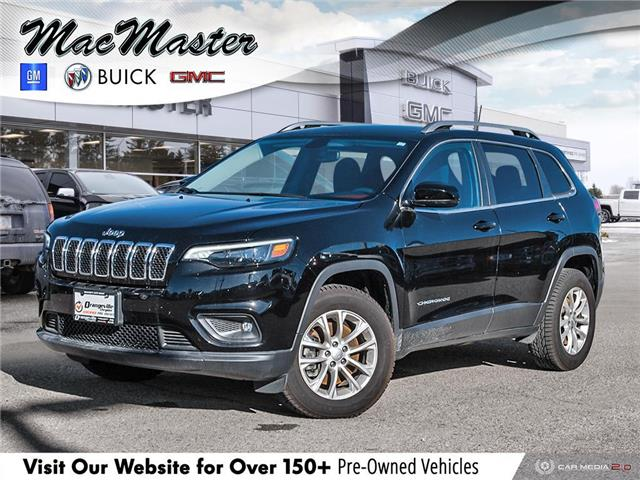 2019 Jeep Cherokee North (Stk: 03079-OC) in Orangeville - Image 1 of 28