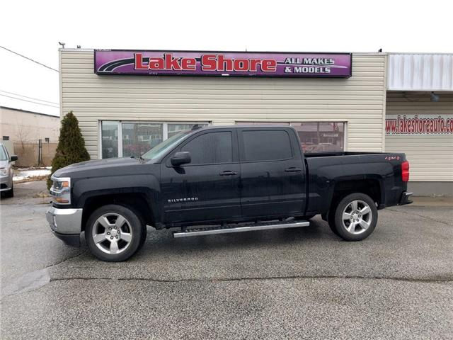 2018 Chevrolet Silverado 1500  (Stk: K9478) in Tilbury - Image 1 of 14