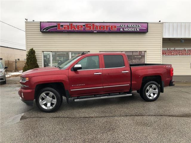 2018 Chevrolet Silverado 1500  (Stk: K9488) in Tilbury - Image 1 of 17