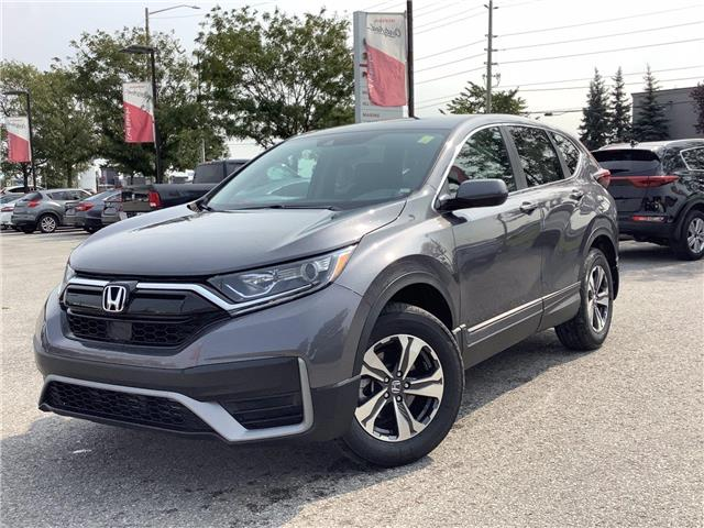 2021 Honda CR-V LX (Stk: 21196) in Barrie - Image 1 of 24