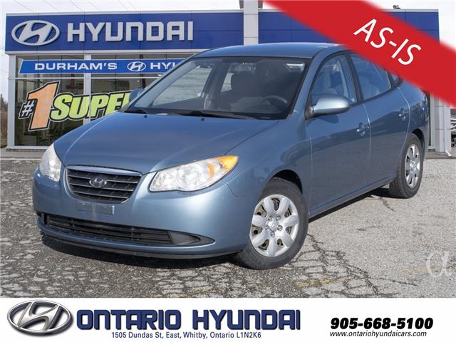 2009 Hyundai Elantra GL (Stk: 60208K) in Whitby - Image 1 of 12