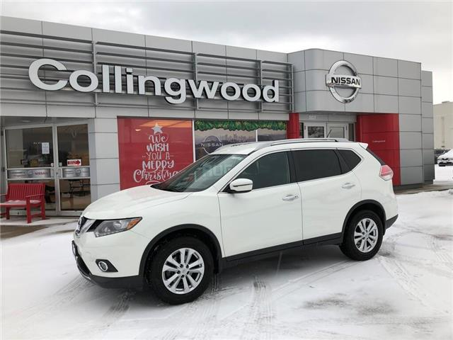 2016 Nissan Rogue SV (Stk: P4749A) in Collingwood - Image 1 of 22