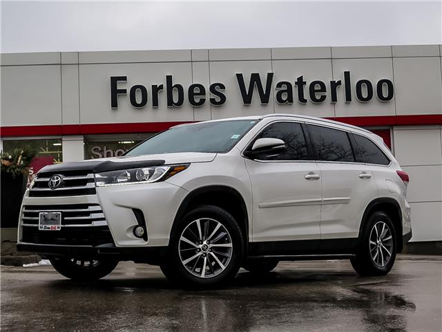 2019 Toyota Highlander  (Stk: 15142A) in Waterloo - Image 1 of 27
