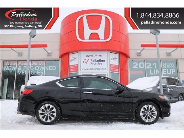 2015 Honda Accord EX (Stk: 22772A) in Greater Sudbury - Image 1 of 30