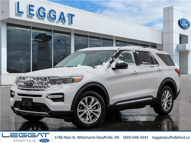 2021 Ford Explorer Limited (Stk: EP03909A) in Stouffville - Image 1 of 30