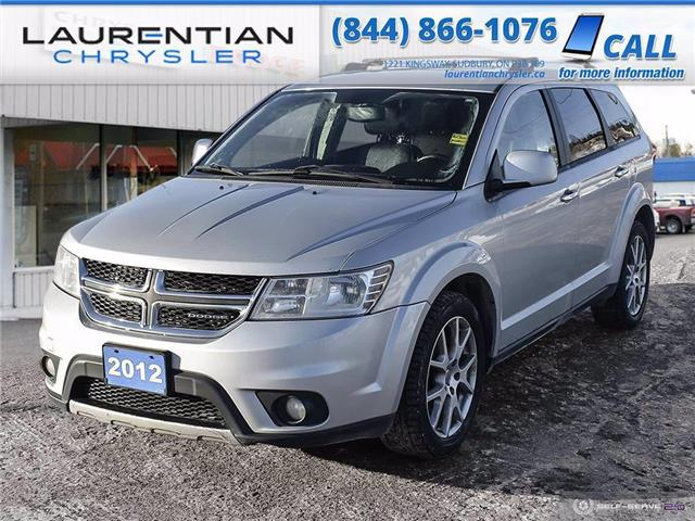 2012 Dodge Journey R/T (Stk: P0174) in Sudbury - Image 1 of 23