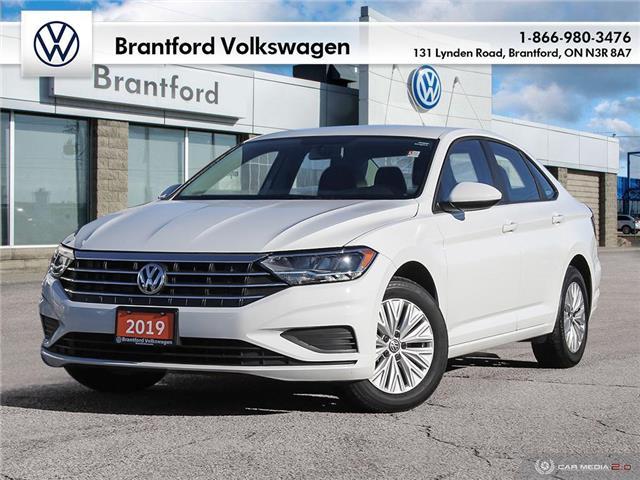 2019 Volkswagen Jetta 1.4 TSI Comfortline (Stk: DR77109) in Brantford - Image 1 of 25