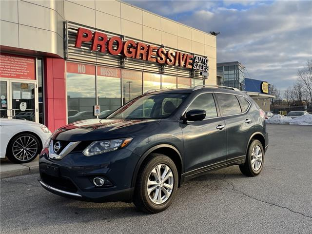 2015 Nissan Rogue SV (Stk: FC793843) in Sarnia - Image 1 of 22