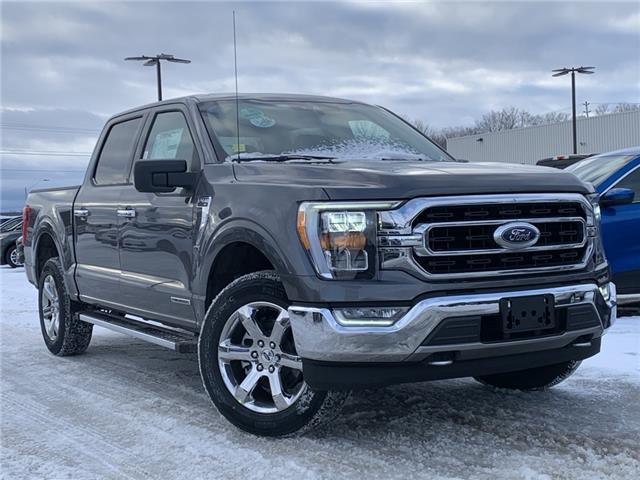 2021 Ford F-150 XLT (Stk: 021T41) in Midland - Image 1 of 17