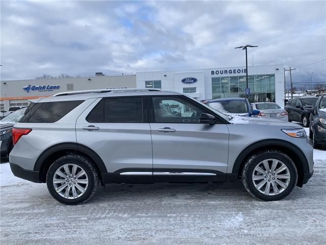 2021 Ford Explorer Limited (Stk: 021T31) in Midland - Image 1 of 17
