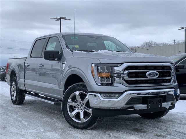 2021 Ford F-150 XLT (Stk: 021T40) in Midland - Image 1 of 17
