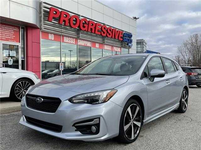 2018 Subaru Impreza Sport-tech (Stk: J3735645) in Sarnia - Image 1 of 22