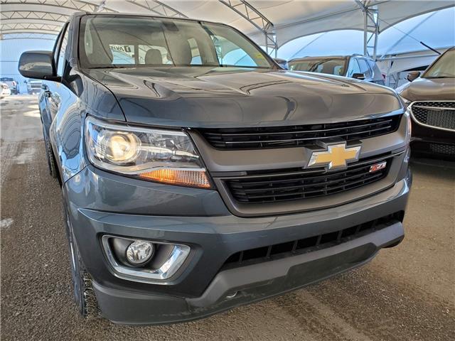 2019 Chevrolet Colorado Z71 1GCGTDEN1K1174240 170210 in AIRDRIE
