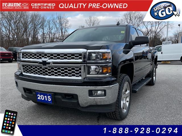 2015 Chevrolet Silverado 1500 1LT 3GCUKREC5FG470600 21-0155A in LaSalle