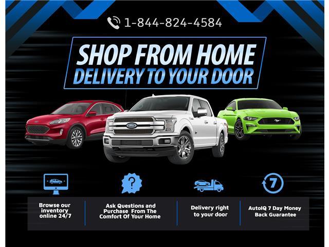 2020 Ford Edge SEL Blue