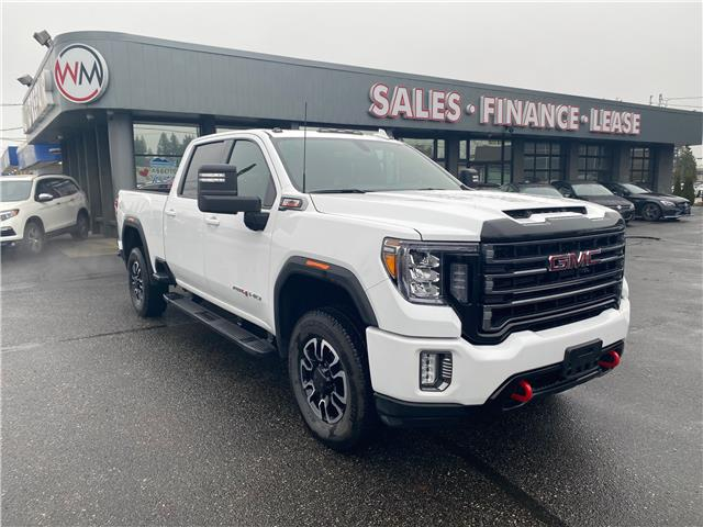 2020 GMC Sierra 3500HD AT4 (Stk: 20-257510) in Abbotsford - Image 1 of 18